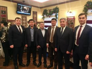 Участие 05.12.2017 в выставке-ярмарке кыргызских эко-товаров